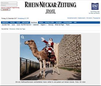 21-Dec-2017 Rhein Neckar Zeitung, Germany