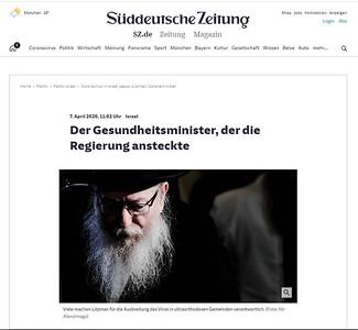 7-Apr-2020 Suddeutsche Zeitung, Germany