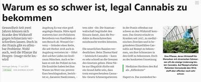 11-Jun-2019 Wertinger Zeitung, Germany