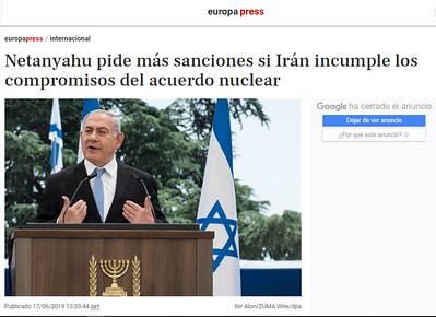 17-Jun-2019 Europa Press, Spain