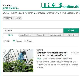 4-Mar-2019 IKZ Online, Germany