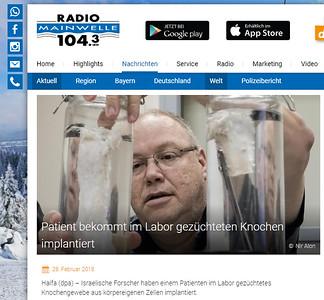 28-Feb-2018 Radio Mainwelle, Germany