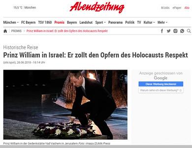 26-Jun-2018 Abendzeitung Muenchen, Germany