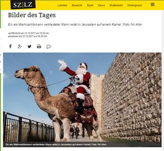 21-Dec-2017 Schaumburger Zeitung & Landes Zeitung, Germany
