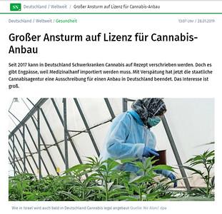 28-Jan-2019 Schaumburger Nachrichten, Germany