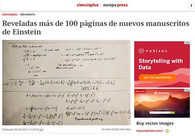 6-Mar-2019 Europa Press, Spain