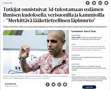 15-Apr-2019 Helsingin Sanomat, Finland