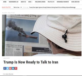 24-Jun-2019 Newsmakers Live, US