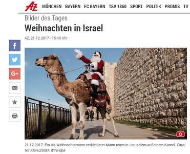 21-Dec-2017 Abendzeitung Muenchen, Germany