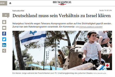 3-May-2018 Der Tagesspiegel, Germany