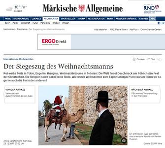 23-Dec-2017 Markische Allgemeine, Germany