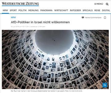 26-Jul-2019 Westdeutsche Zeitung, Germany