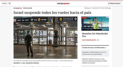 11-Apr-2020 Europa Press, Spain