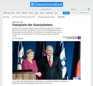 4-Oct-2018 Deutschlandfunk, Germany