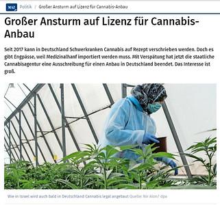 28-Jan-2019 Markische Allgemeine, Germany