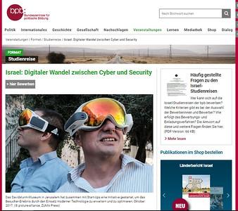 12-Dec-2018 Bundeszentrale für politische Bildung, Germany