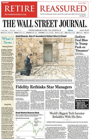 27-Feb-2018 Wall Street Journal, US
