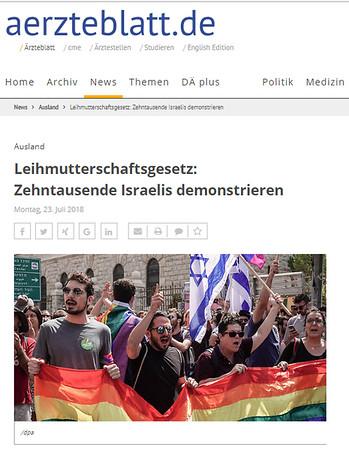 23-Jul-2018 Aerzteblatt, Germany