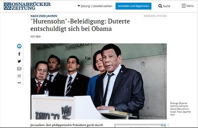 3-Sep-2018 Neue Osnabrucker Zeitung, Germany