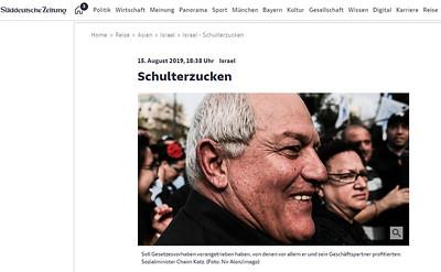 15-Aug-2019 Sueddeutsche Zeitung, Germany