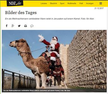 21-Dec-2017 Neue Deister Zeitung, Germany