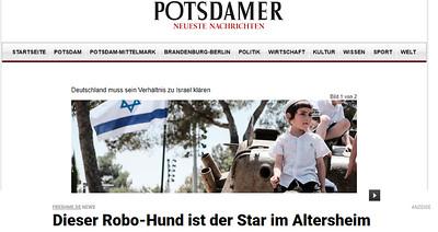 4-May-2018 Potsdamer Neueste Nachrichten, Germany