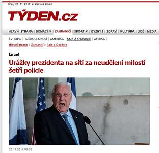 21-Nov-2017 Tyden, Czech Republic