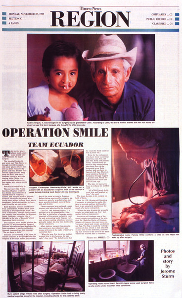 Operation Smile Team Ecuador