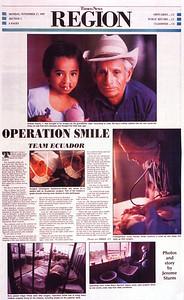 Operation Smile Team Ecuador