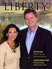 Liberty Magazine -- Jerry Jr. & Becki Falwell