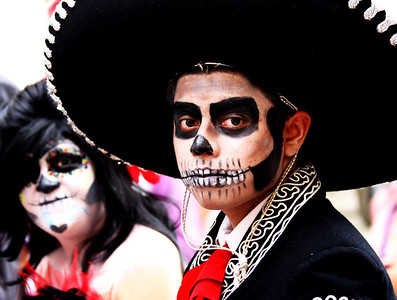 The Vancouver Sun - Many Faces of Mexico's Day of the Dead.  http://www.vancouversun.com/news/Photos+Mexico+Dead/9102290/story.html  Also seen on The StarPhoenix and The Province