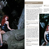 Published in Gothesque Magazine<br /> Model: Devin Riane<br /> Hair, Makeup & Photography: Ande Castaneda<br /> Assistant: Lani Helm