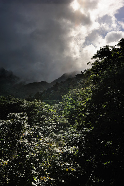 Yunque Storms