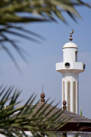 Minaret, Qatar Heritage Village - Doha