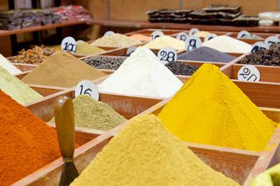 Spice shop, Souq Waqif - Doha