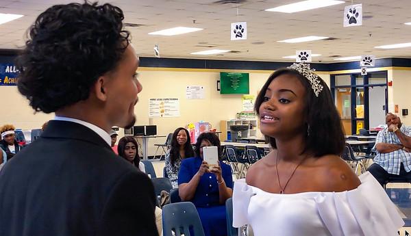 Quincy and Jasmine Wedding Day