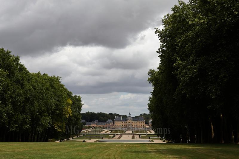 Vaux le Vicomte, f/8, 1/500, iso 200, 70 mm