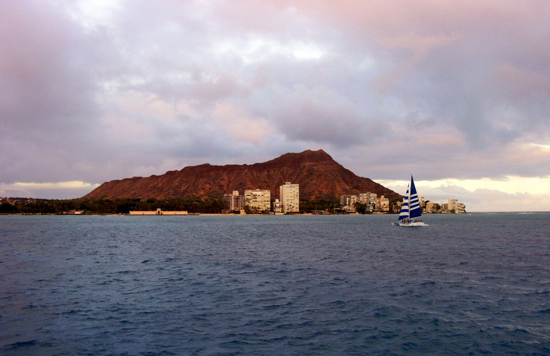 <font size=4> <font color=blue>Diamond Head<font size=1>  Oahu</font size></font size></font color>