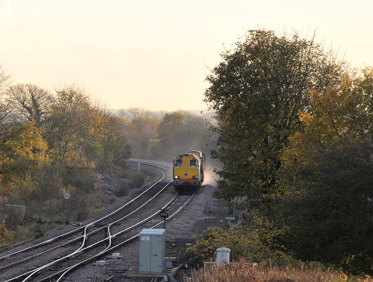 20304 and 20303, Church Fenton. 14/11/14.
