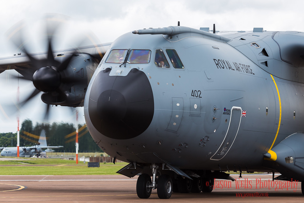 Up close with the RAF Atlas