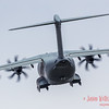 A400M Atlas in the skies above Fairford