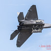 F-22A Raptor opens its weapons bay
