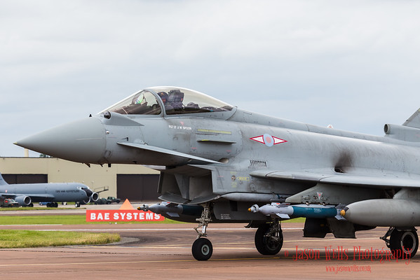 Typhoon FGR.4 tooled up
