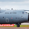 A400M Atlas taxis back down the runway