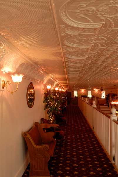 Interior view of The Sweet Palace at Phillipsburg, MT