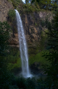 Bridal Veil Falls, Raglan, New Zealand