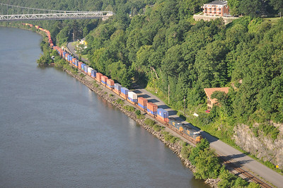Railfanning the River Line 07/06 & 07/10/11.