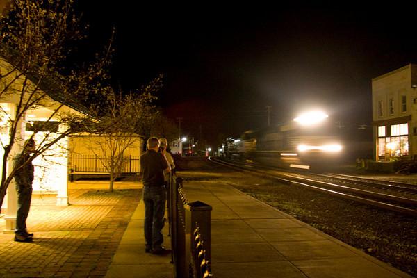 Orange Train Night 2010