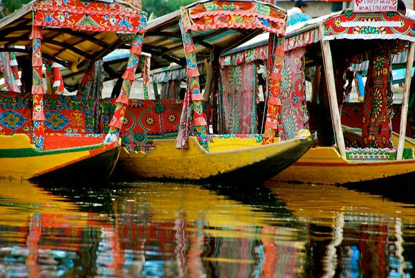 Srinagar : Dal Lake : Kashmir