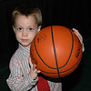 3-year-old Gavin Smith -- future NBA star.